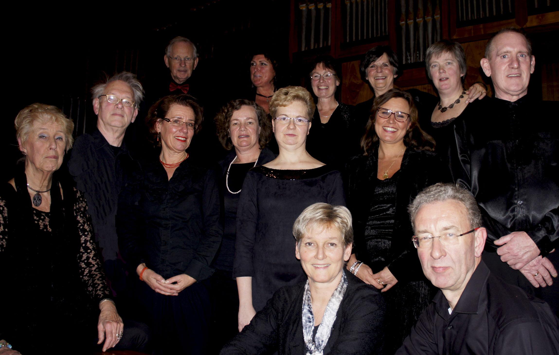 Bachfreunde trudy groep Doelen